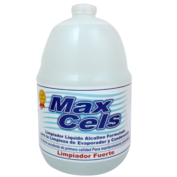 LIMPIA SERPENTIN BLANCO MAX CELS 3.785 LTS GALON