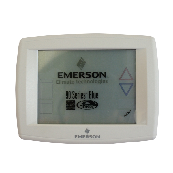 TERMOSTATO 2 ETAPAS PROG. TOUCH-SCREEN 1F95-1291 WHITE RODGERS